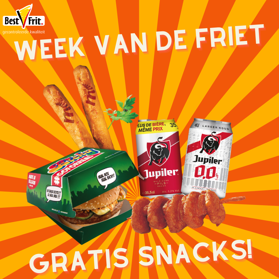 Week van de Friet 2020